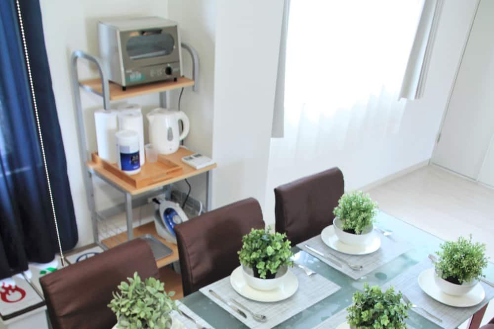 Departamento (3) - Servicio de comidas en la habitación