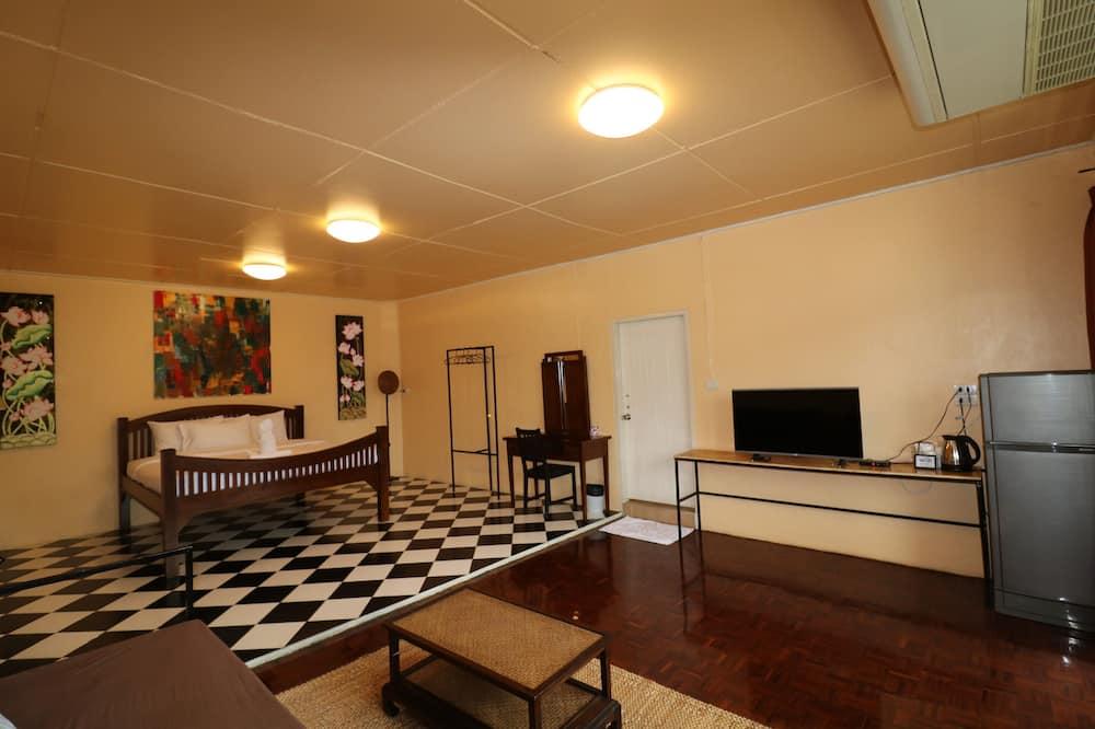 Deluxe soba, balkon - Dnevni boravak