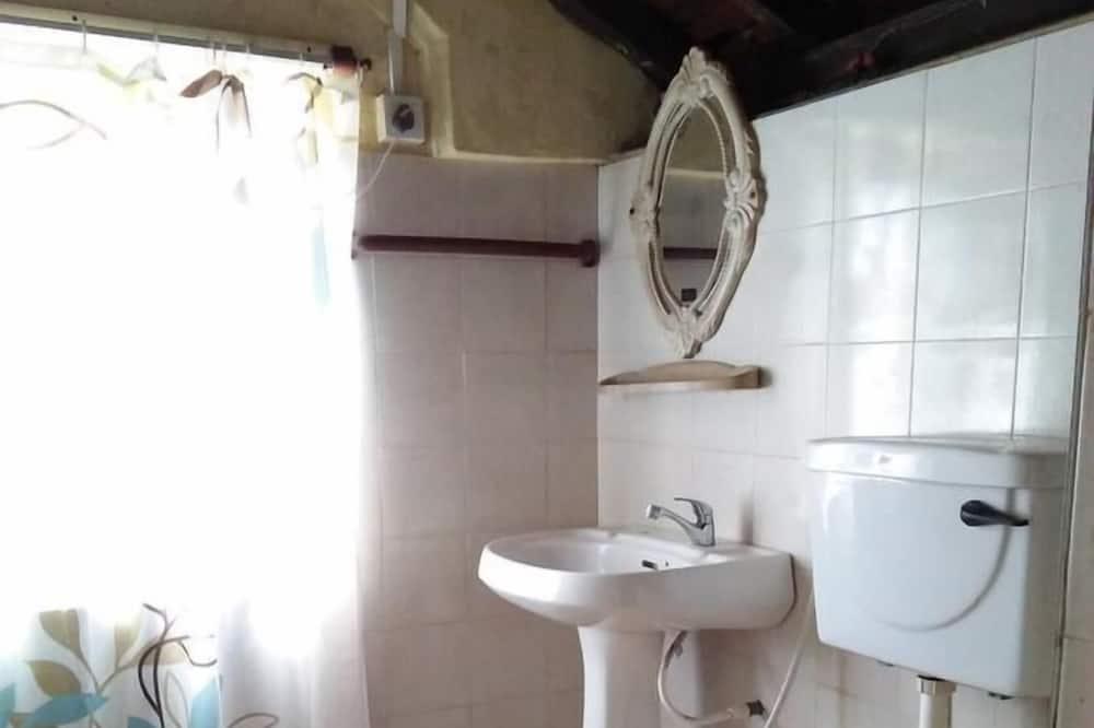 Štandardná jednolôžková izba - Kúpeľňa