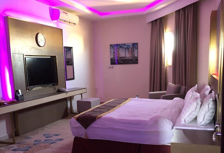 Qasr Alshamal Hotel, Arar, Double or Twin Room, 1 Bedroom, Guest Room