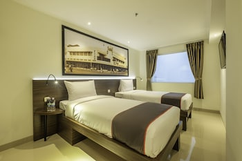 Kuva Collection O 22 Hotel Pasar Baru Heritage-hotellista kohteessa Bandung