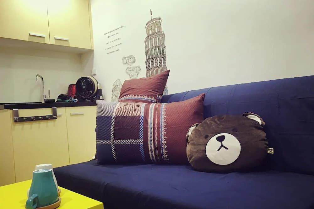 特色公寓 (913) - 客廳