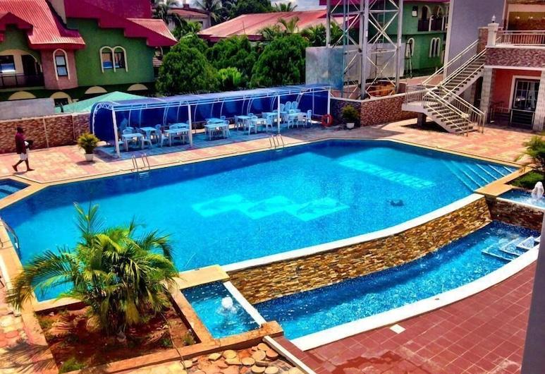 Randekhi Royal Hotel - Gold Wing, Benina, Āra baseins