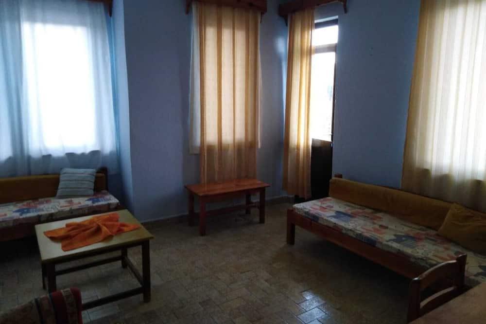 Appartement Familial, 1 chambre (La Casa) - Salle de séjour