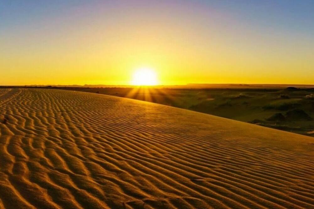 วิวทะเลทราย