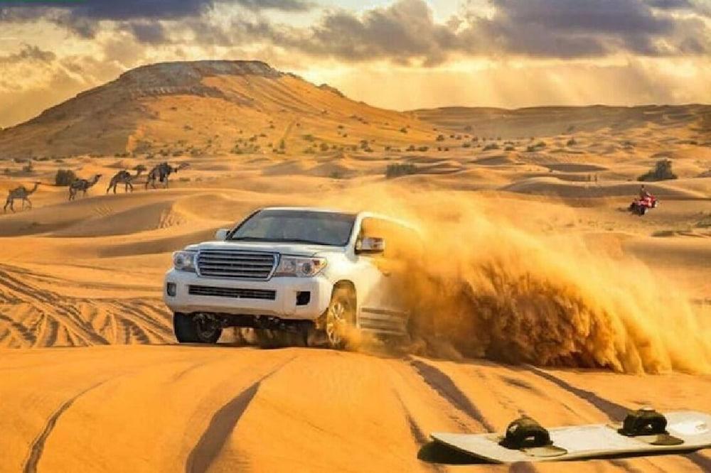 Vista deserto