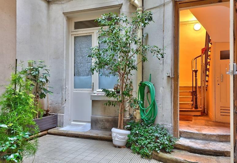 112 - Urban Atelier Saint Michel, 巴黎, 庭園