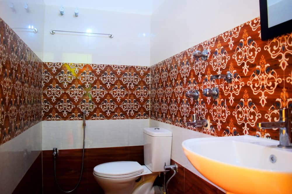 Perushuone - Kylpyhuone