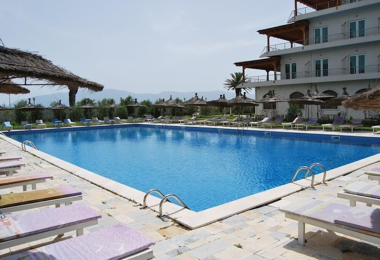 Grand Hotel Europa, Vlore, Vanjski bazen