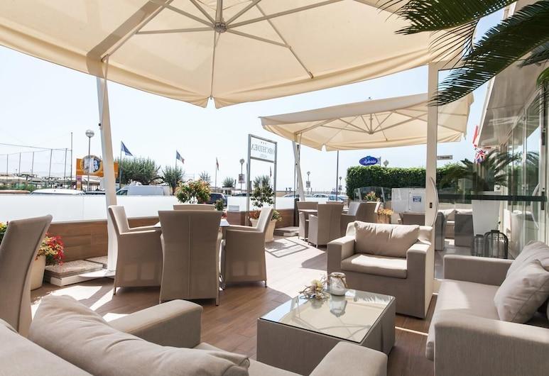 Hotel Orchidea, Cervia, Terraza o patio