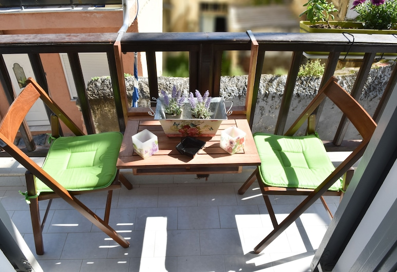 Pasiphae - Central Cozy Apartment, Heraklion, Comfort Apartment, Balcony