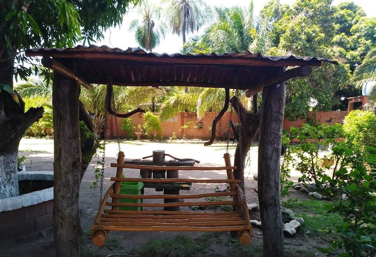 Hotel La Casona De Don Pepe, Robore, Taras/patio