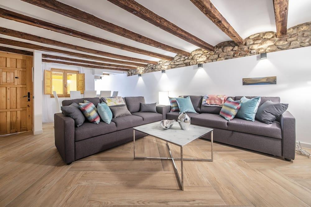 Apartment, 1 Bedroom (1) - Living Area