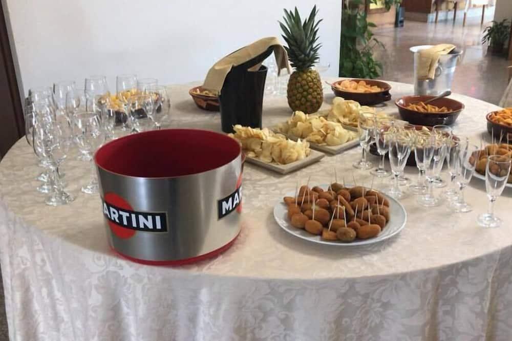 Jedlá a nápoje