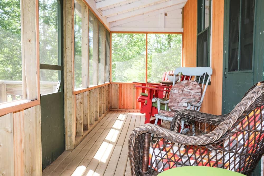 Cottage - Terrace/Patio