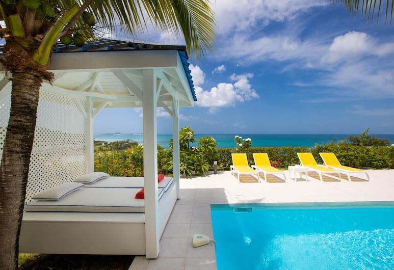 Dream Villa SXM BSL, Grand Case, Pool