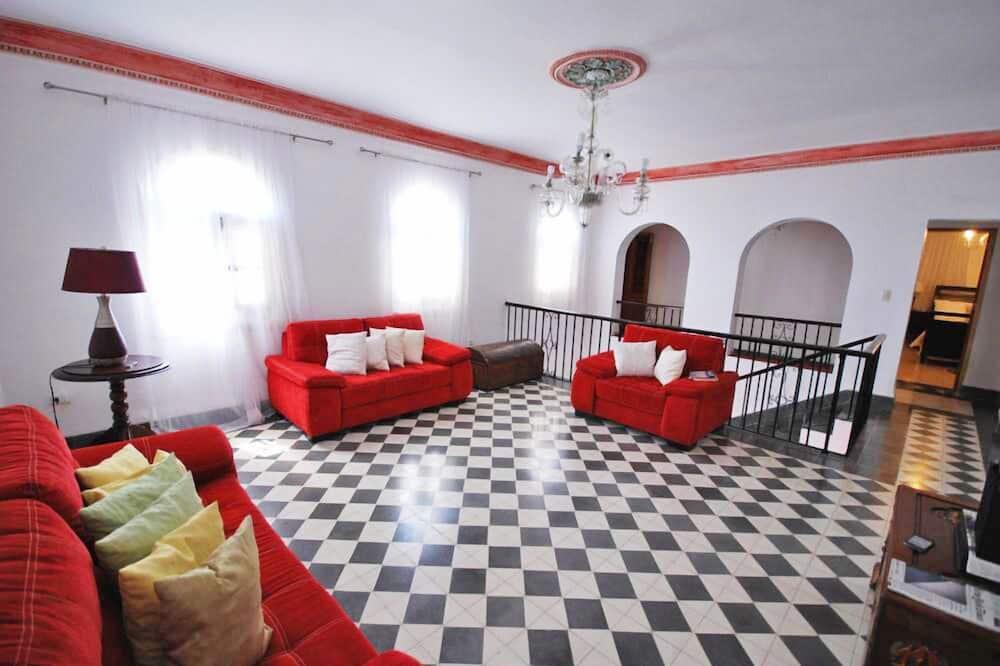 經典標準客房 - 客廳