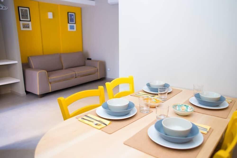 Comfort-huoneisto, 1 makuuhuone - Oleskelualue