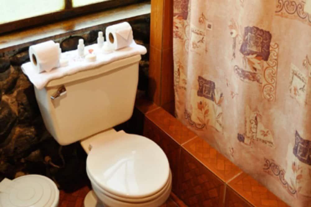 Comfort-hytte - Badeværelse