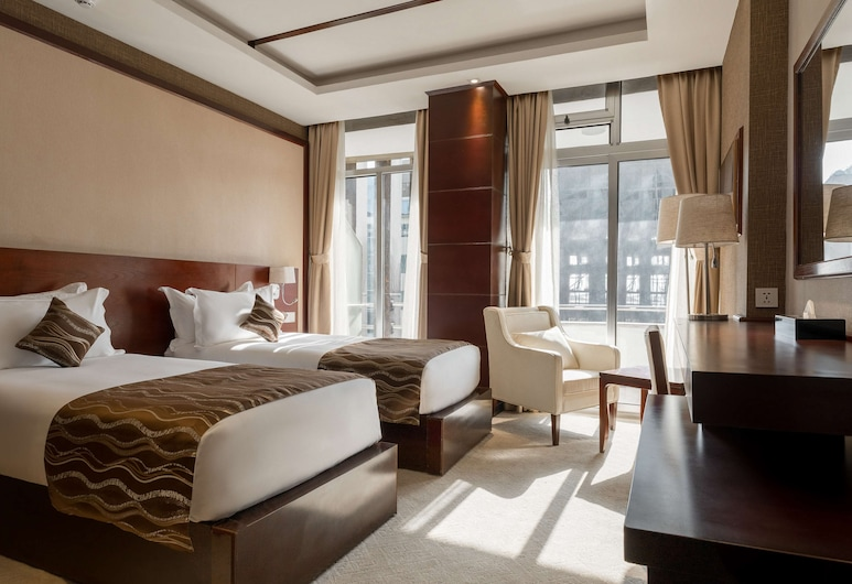 Best Western Plus Pearl Addis, Addis Ababa, Standard Room, 2 Single Beds, Non Smoking, Guest Room