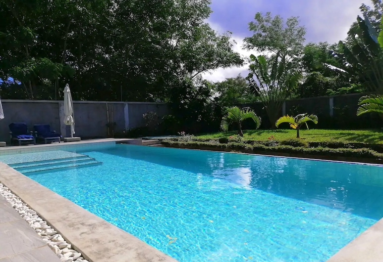 Apartment With 2 Bedrooms in Balaclava, With Shared Pool, Enclosed Garden and Wifi, Balaclava, Piscina