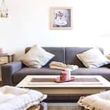 Pilsētklases dzīvokļnumurs, viena guļamistaba (Monnalisa) - Dzīvojamā zona