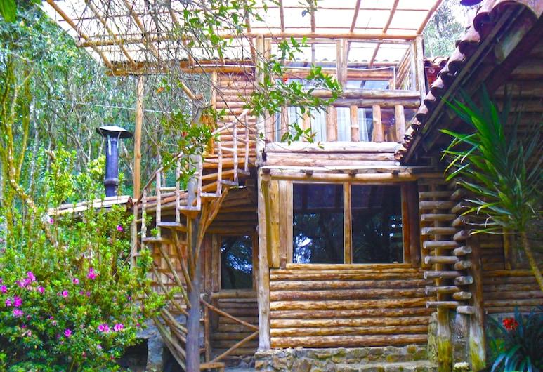 Montevivo, Medellín, Cabaña romántica, Habitación