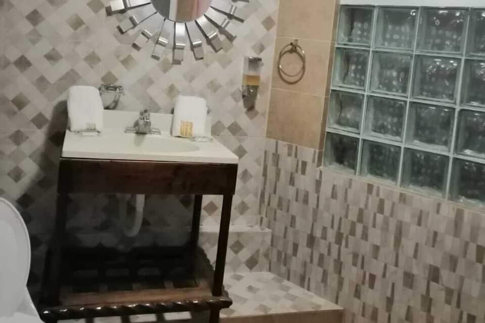 Family Stüdyo Süit, Küvet - Banyo
