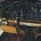Ferienhaus (Bu 02) - Balkon