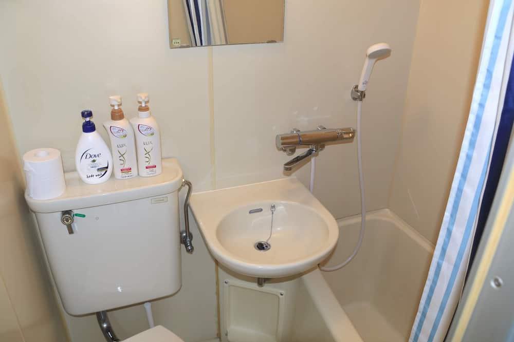 Huone (401) - Kylpyhuone