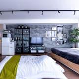 公寓 (B6. Stylish & Modern Studio) - 客廳