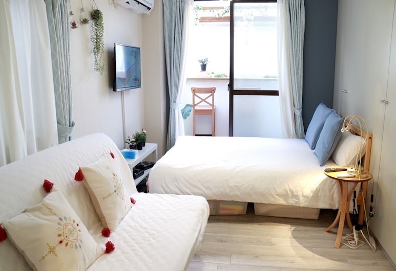 Primera, Tokio, Huoneisto, 1 makuuhuone, Huone