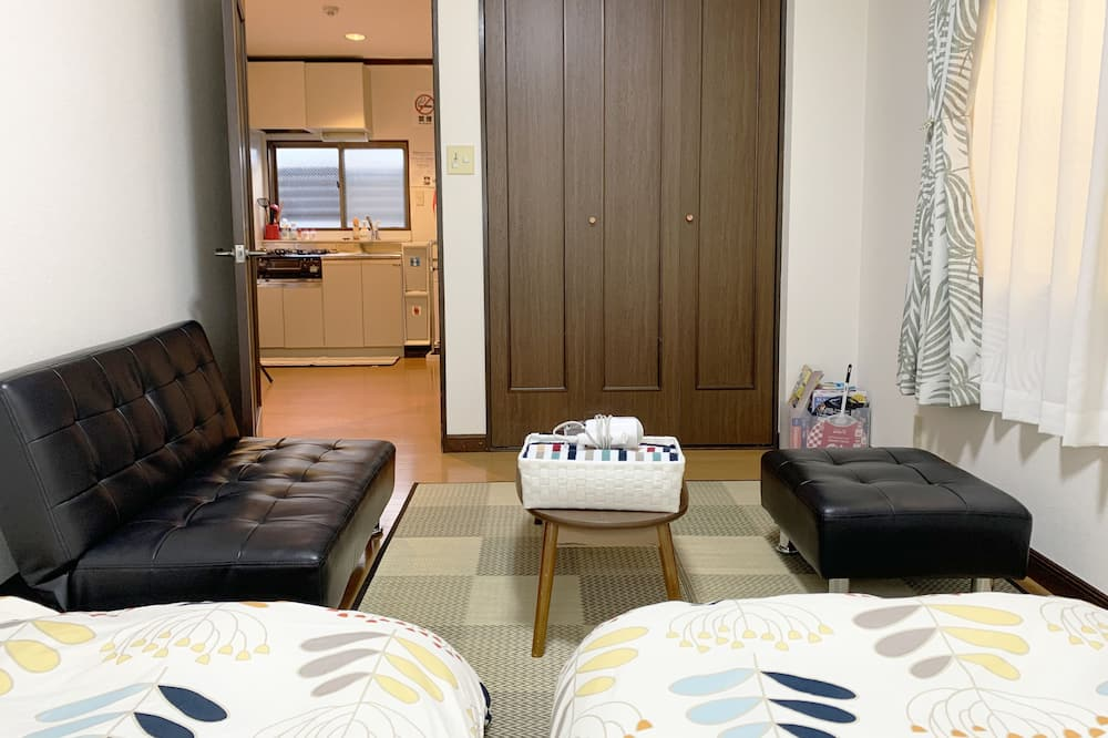 Apartamentai (202 with Portable Wi-Fi) - Kambarys