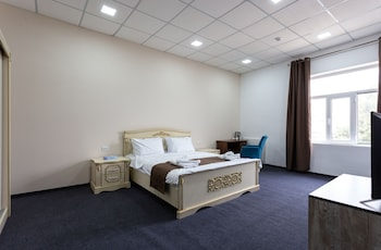 Foto Triangle Hotel di Tashkent