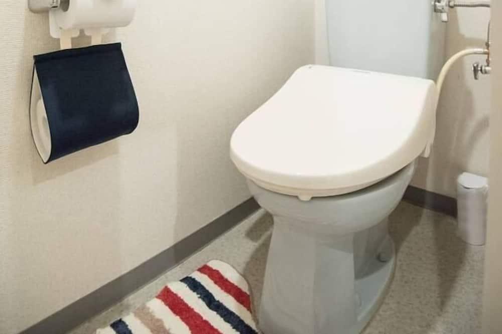 ห้องสแตนดาร์ดดับเบิล (405) - ห้องน้ำ