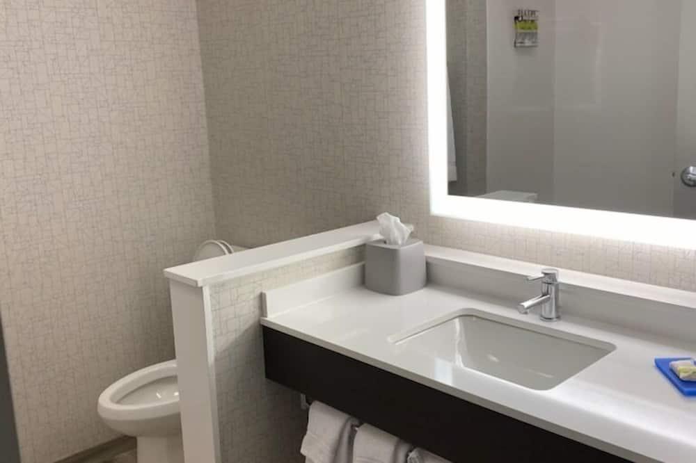 Standard Room, 1 Katil Raja (King), Accessible (Mobility Tub) - Bilik mandi