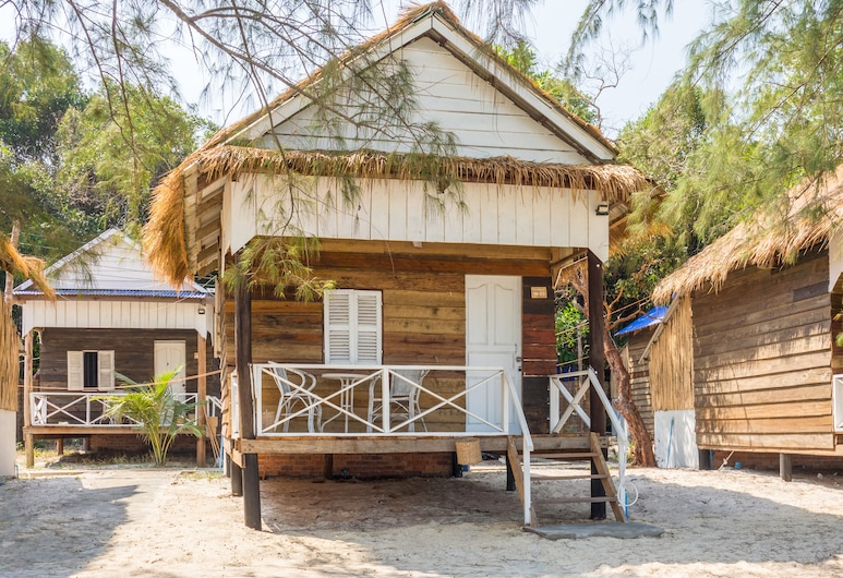 Sandy Beach Bungalows, Koh Rong Sanloem, Вид снаружи / фасад