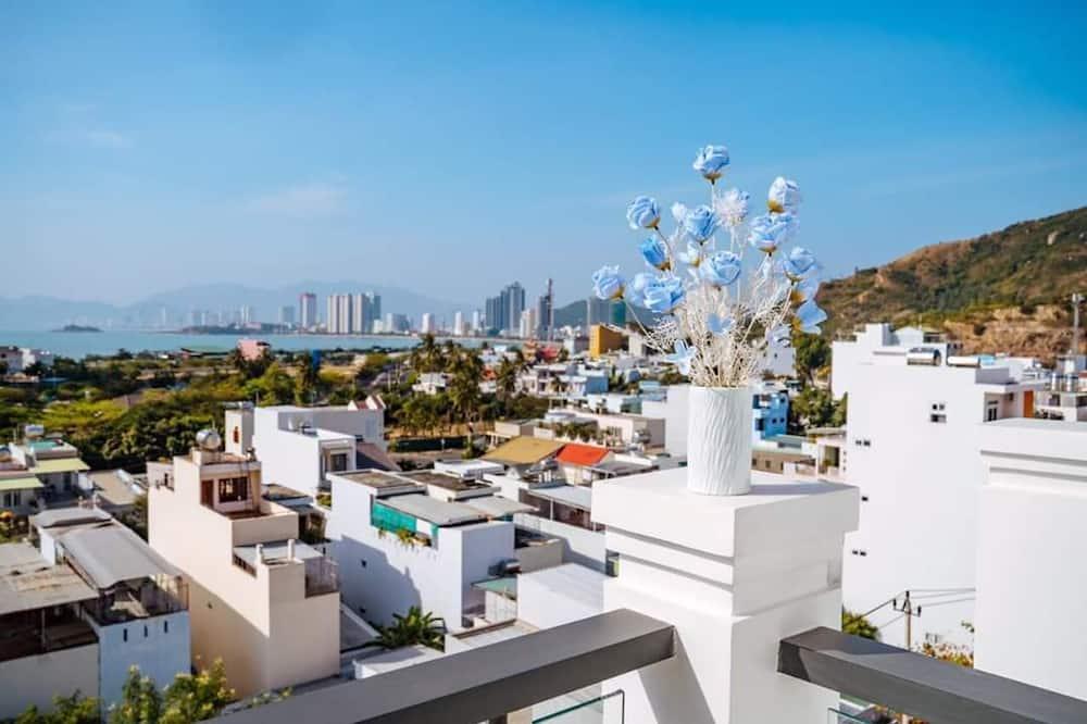 家庭開放式客房 - 露台景觀