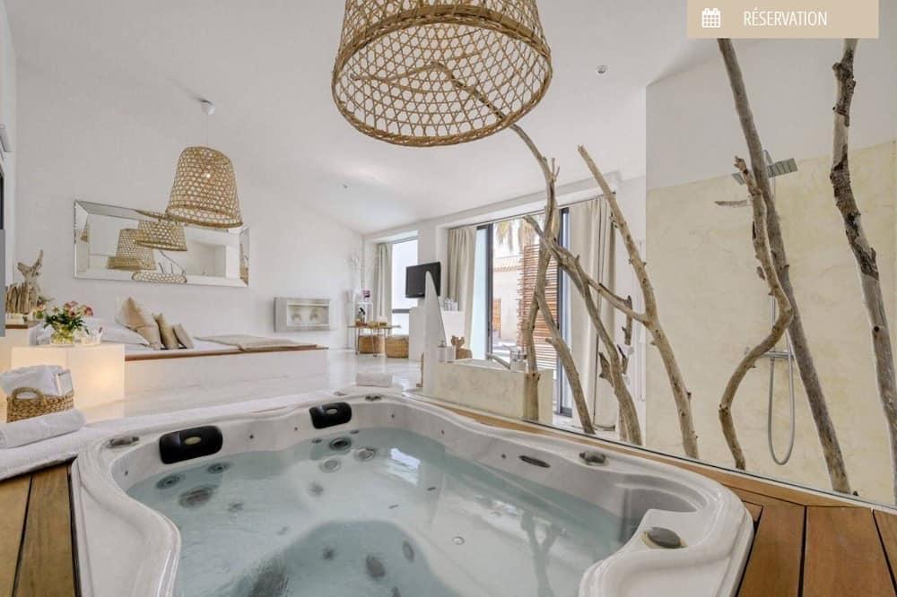 Suite, bañera de hidromasaje (Zen) - Bañera de hidromasaje