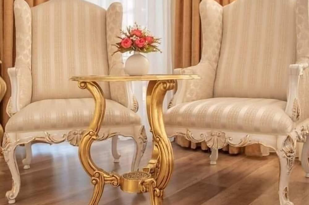 Luksuzna dvokrevetna soba - Dnevni boravak