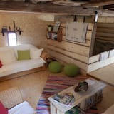 Shared Dormitory (Box 6 P.) - Living Area