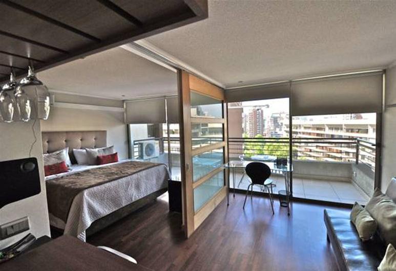 Martber, Santiago, Apartmán typu City, Obývacie priestory