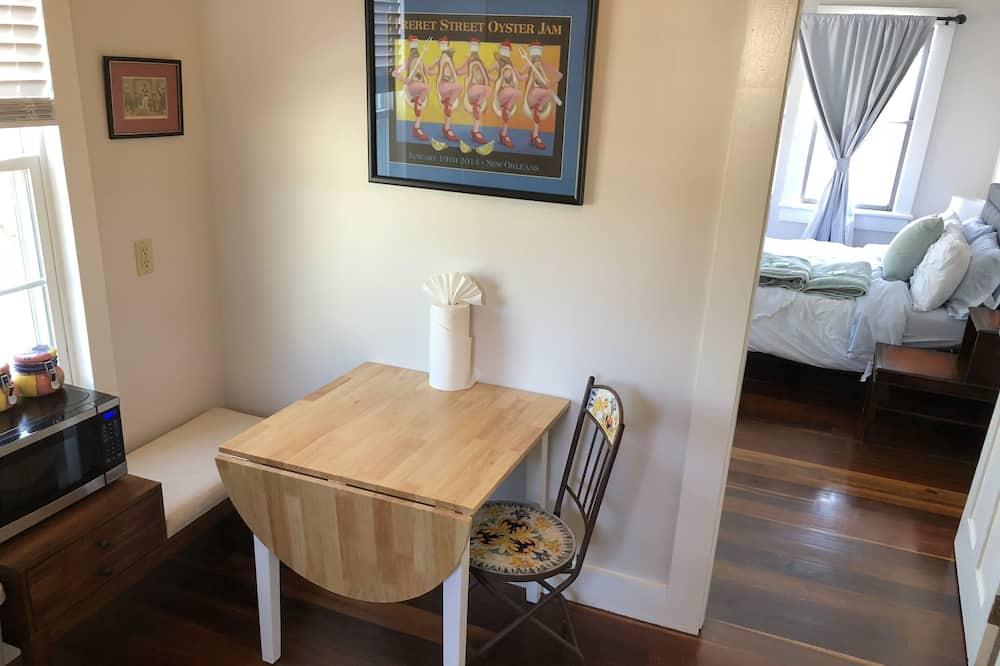 Štúdiový apartmán typu Classic - Stravovanie v izbe