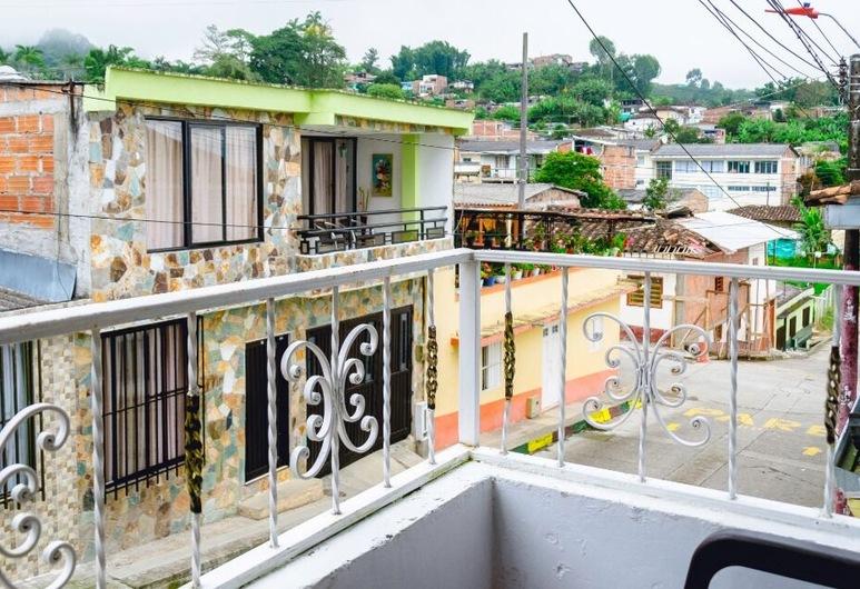Hotel Quinchia, Quinchía, Balkon