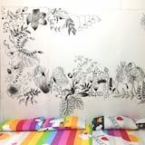 Quadruple Room (A/C) - Bilik Tamu