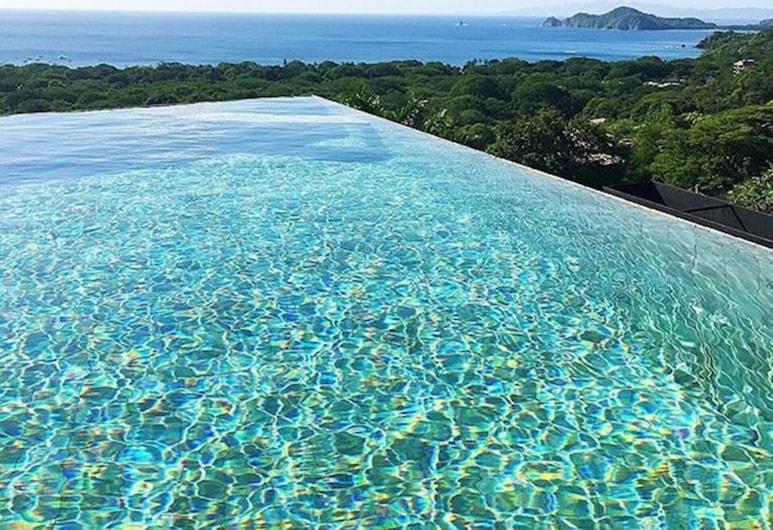 Casa de los Suenos, Playa Hermosa , Luxury Villa, 3 Bedrooms, Private Pool, Ocean View, Pemandangan Pantai/Lautan