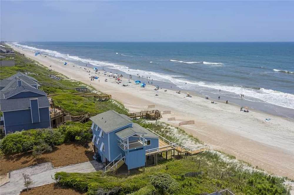 獨棟房屋, 4 間臥室 - 海灘