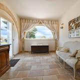 Ferienhaus, 2Schlafzimmer (Petit Resort di Casa Gemma) - Wohnzimmer