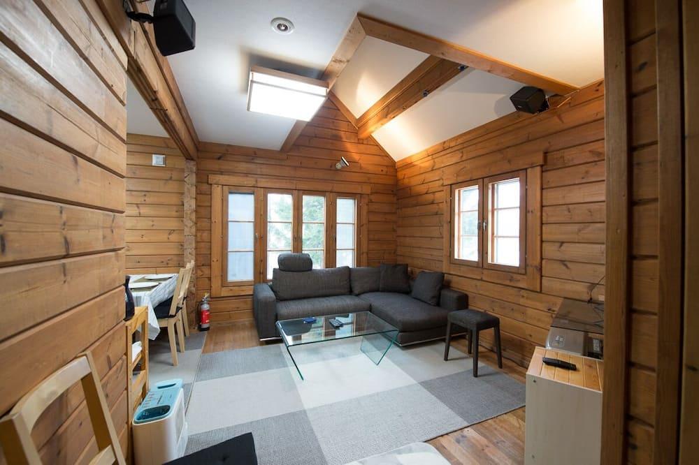 基本平房, 2 間臥室 - 客廳