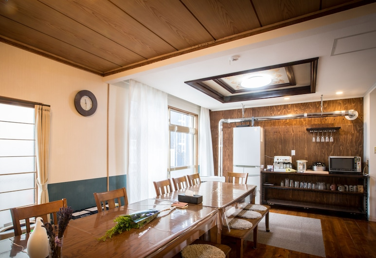 HDO Kotoni House, Sapporo, Superior 6-Bedroom House, Living Area